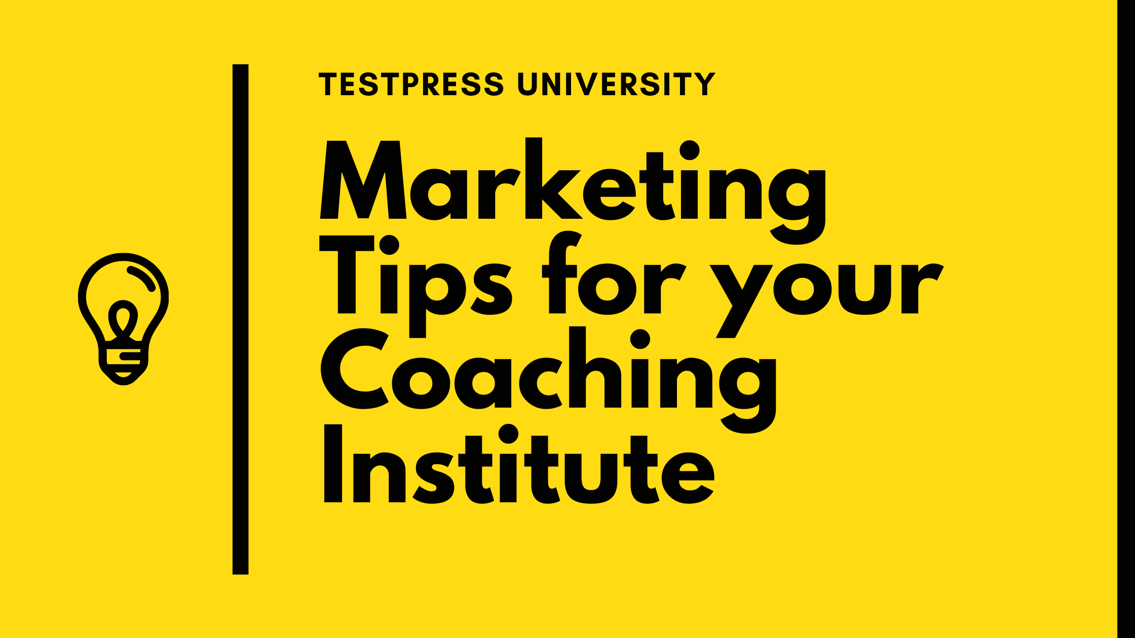 9 ways to market your coaching institute using Facebook