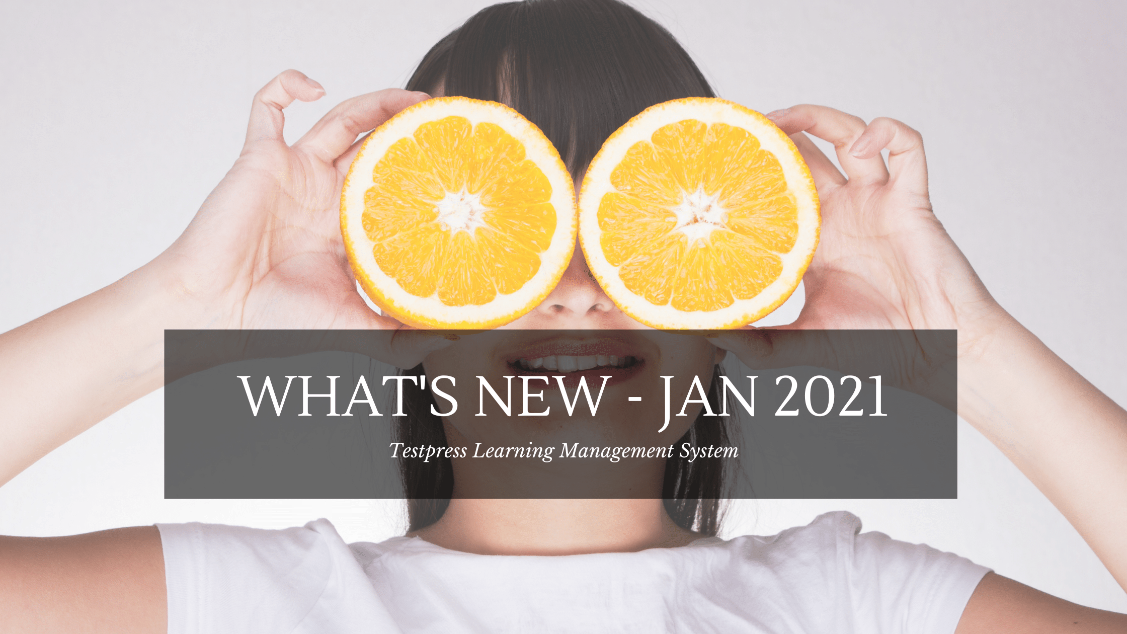 What's new in Testpress Learning Management System - Jan 2021