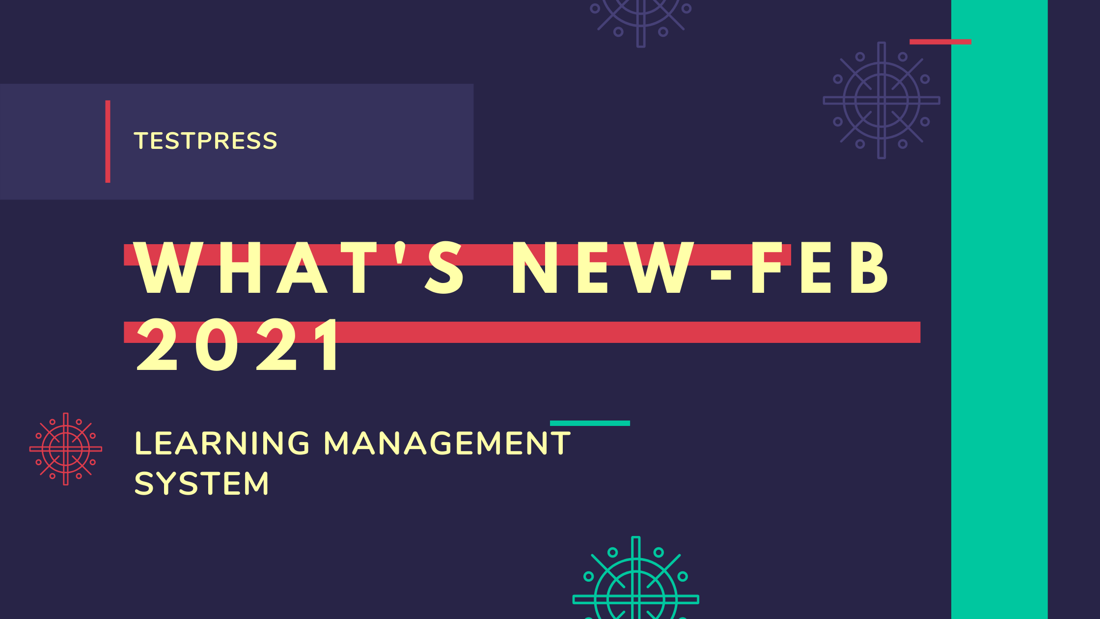 What's new in Testpress Learning Management System - Feb 2021